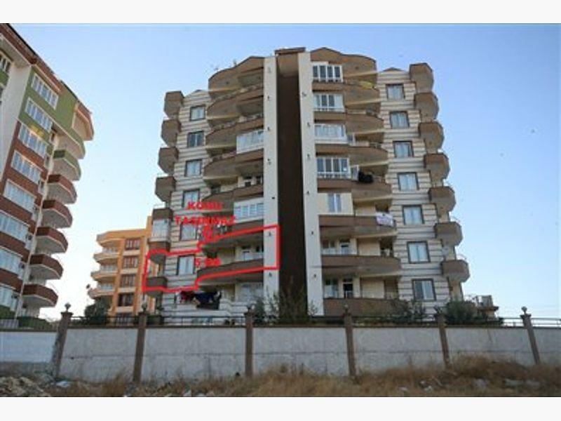 Şanlıurfa Merkez Bankadan Satılık 145 m2 Daire