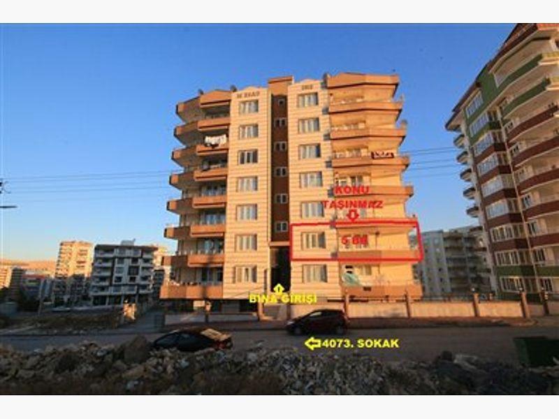 Şanlıurfa Karaköprü'de 145 m2 3+1 Daire