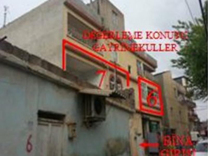 Şanlıurfa Hilvan Karacurun'da 2+1 Daire 145 m2