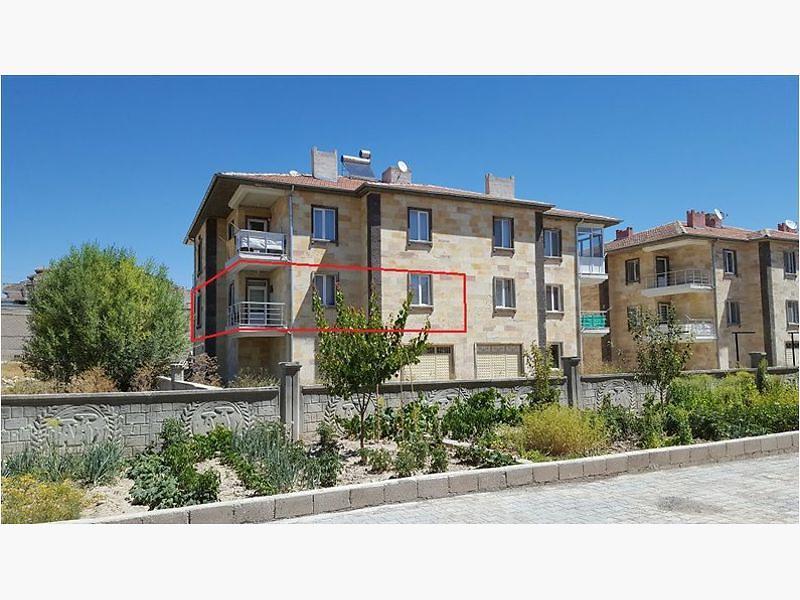 Nevşehir Ürgüp Bankadan Satılık 130 m2 Daire