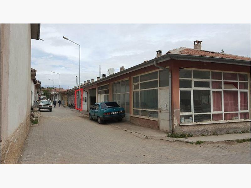 Yozgat Yenifakılı Bankadan Satılık 43 m2 Dükkan