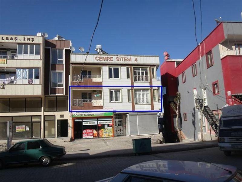 Şanlıurfa Merkez Bankadan Satılık 98 m2 Daire