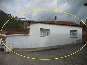 Balıkesir Havran Bankadan Satılık 77 m2 Bina