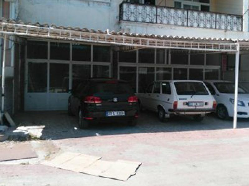 Mersin Anamur Bankadan Satılık 72 m2 Dükkan