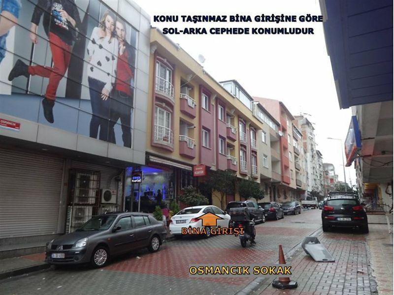 İstanbul Küçükçekmece Mehmet Akif Mahallesi'nde 1+1 Daire