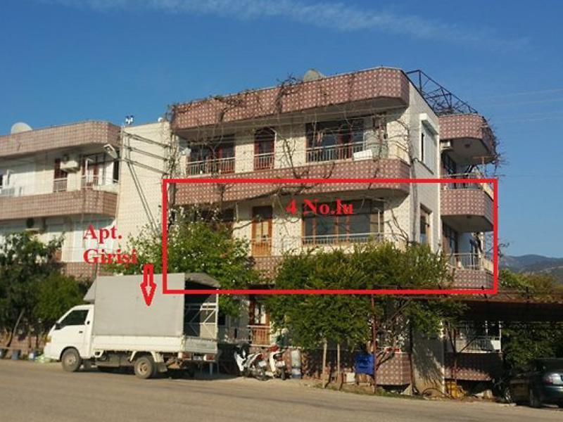 Antalya Kumluca Beykonak Mahallesi'nde 3+1 Daire
