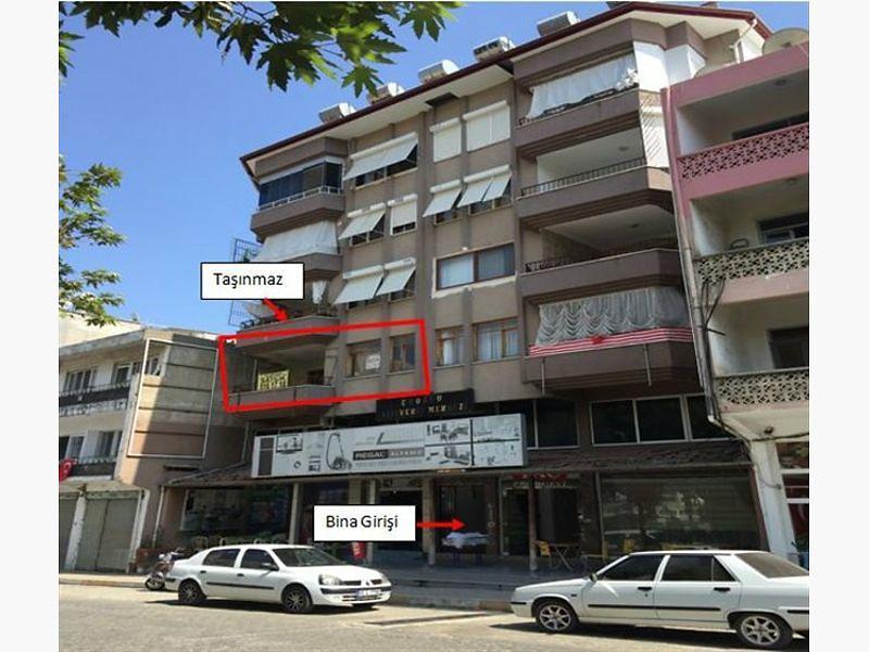 Mersin Anamur Bankadan Satılık 133 m2 Daire