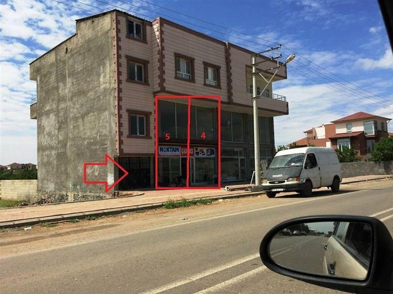 Şanlıurfa Viranşehir Bankadan Satılık 62 m2 Dükkan