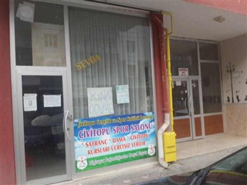 Yozgat Yerköy Haşim Kılıç Mahallesi'nde 32 m2 Dükkan