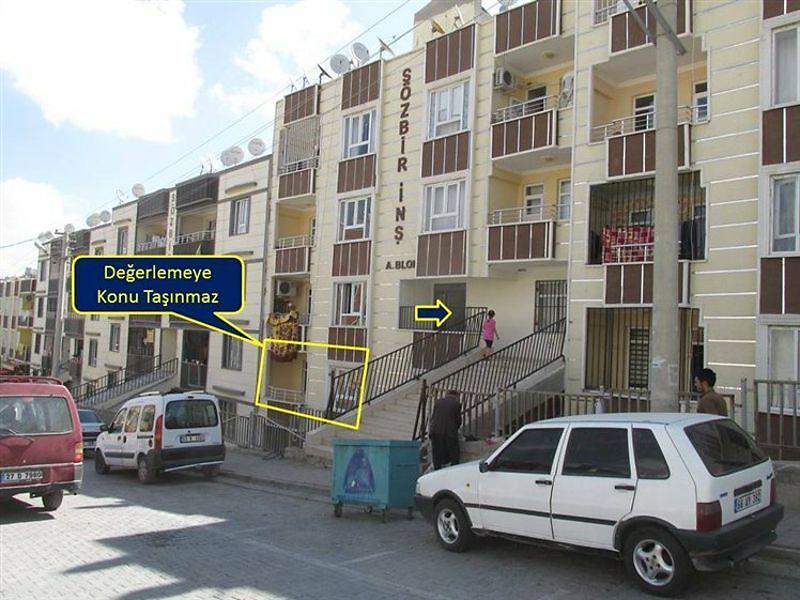 Şanlıurfa Eyyübiye Direkli'de 3+1 Daire 112 m2