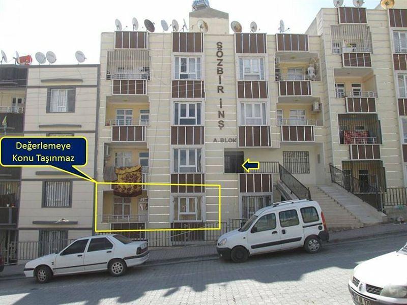 Şanlıurfa Merkez Bankadan Satılık 112 m2 Daire