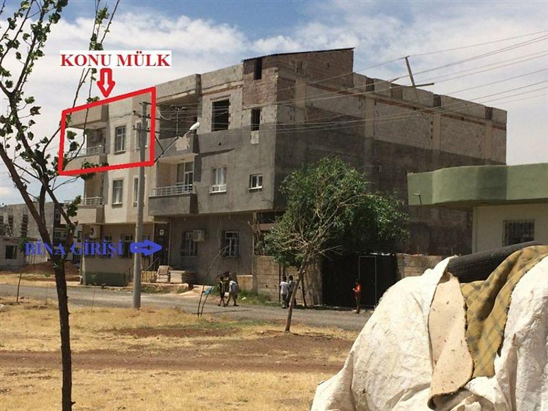 Şanlıurfa Viranşehir Bankadan Satılık 184 m2 Daire