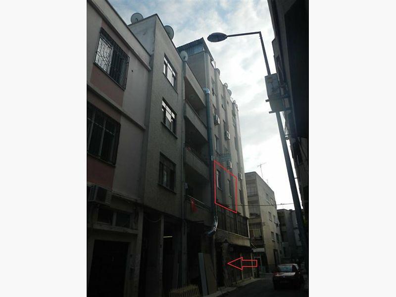 Mersin Akdeniz Bankadan Satılık 34 m2 Ofis