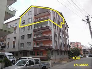 Kırşehir Merkez Bankadan Satılık 235 m2 Daire