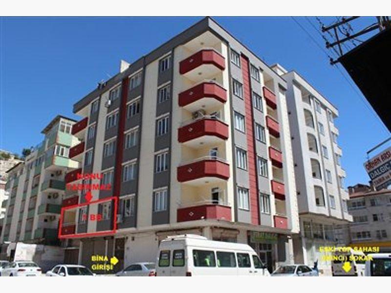 Şanlıurfa Birecik Bankadan Satılık 130 m2 Daire