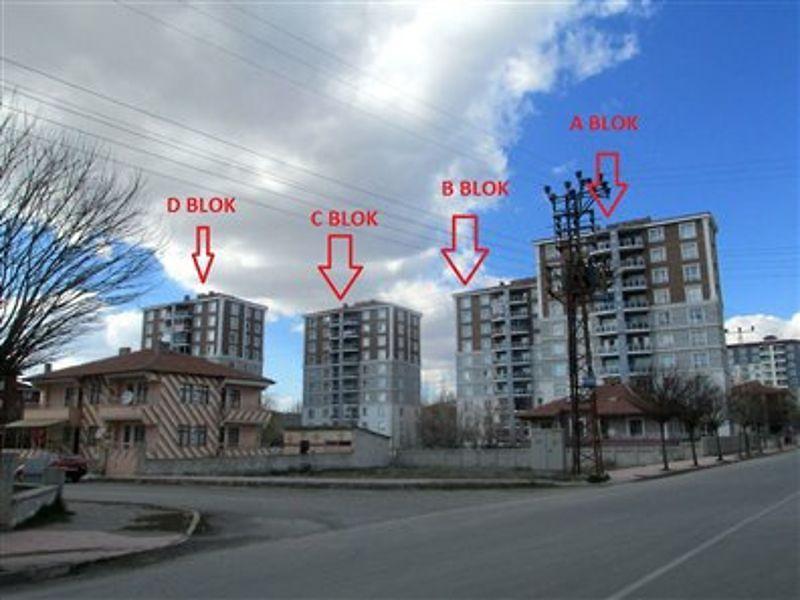 Yozgat Sorgun Aydınlıkevler'de 3+1 Daire 130 m2