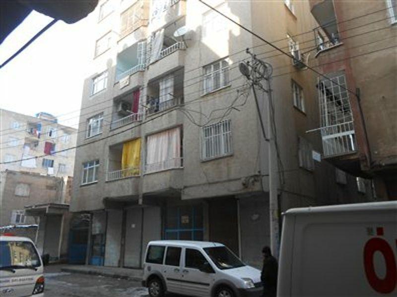 Diyarbakır Bağlar Bankadan Satılık 100 m2 Daire