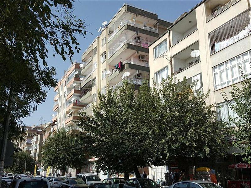 Diyarbakır Yenişehir'de 3+1 Arsa Tapulu Daire