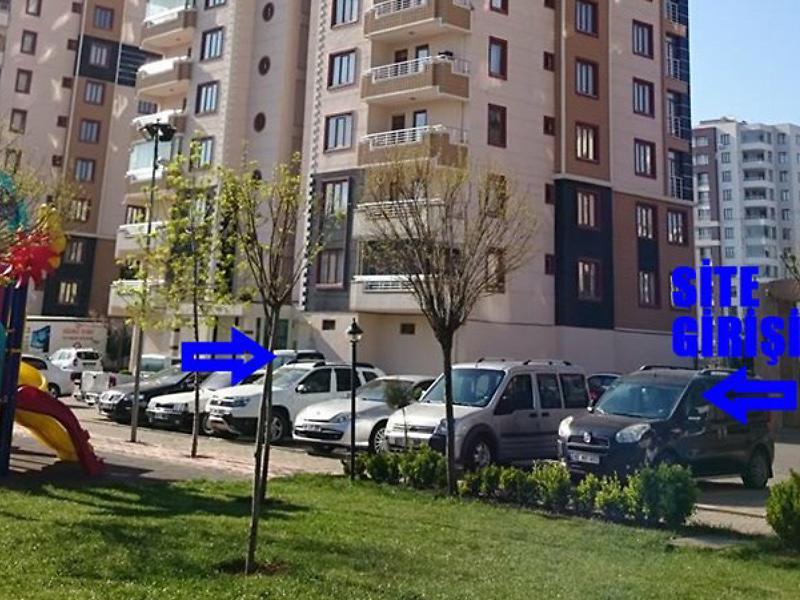 Diyarbakır Kayapınar Bankadan Satılık 185 m2 Daire