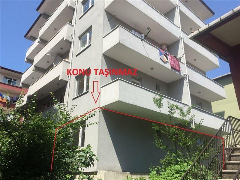 Zonguldak Ereğli Elmatepe Mahallesi'nde Natamam Daire 2+1