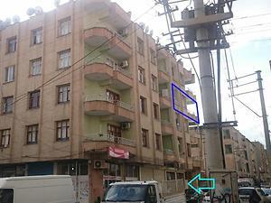 Diyarbakır Bismil Bankadan Satılık 135 m2 Daire