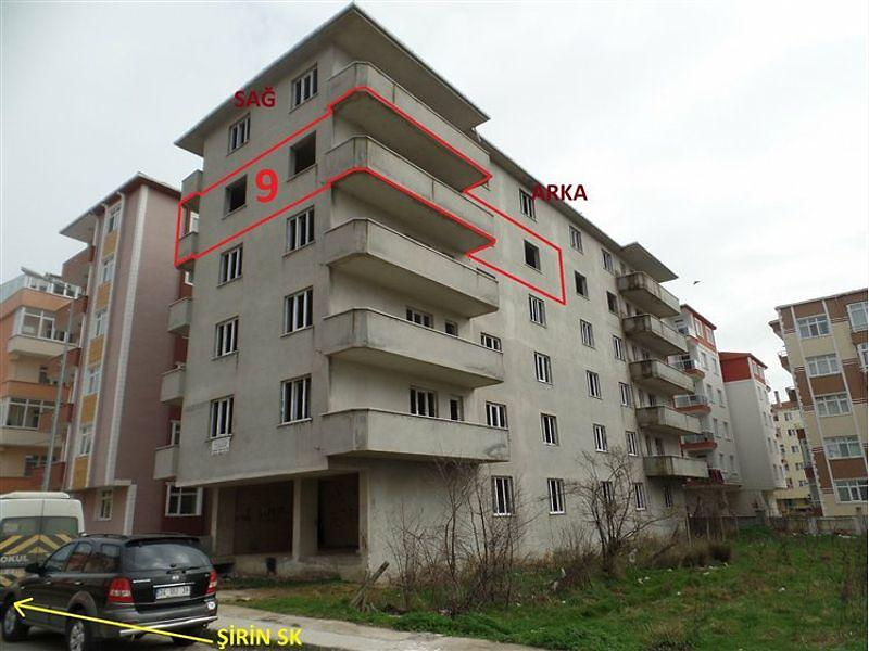 Tekirdağ Çerkezköy Bankadan Satılık 136 m2 Daire