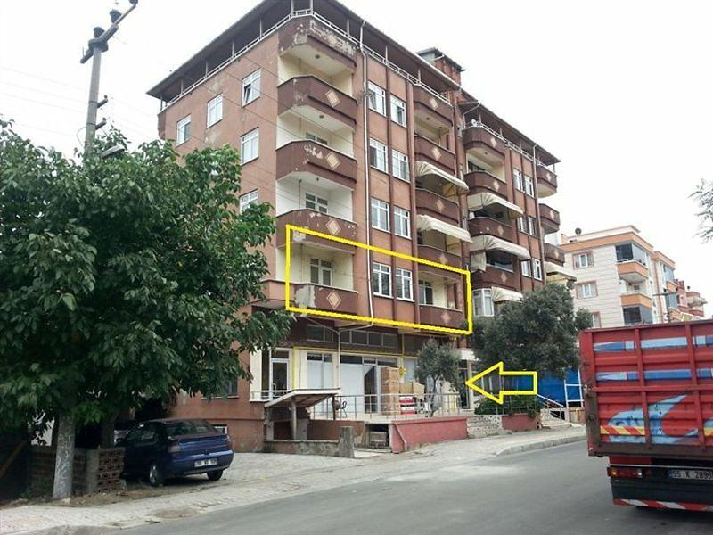 Samsun Tekkeköy'de 140m2 Daire