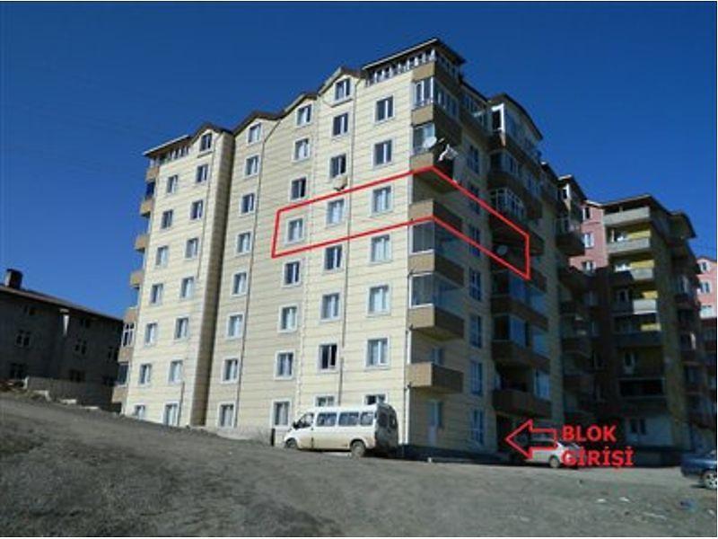 Ordu Akkuş Bankadan Satılık 125 m2 Daire