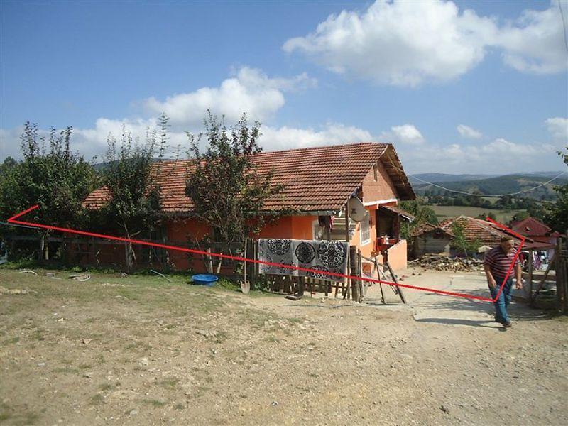 Samsun Asarcık'ta Kargir Ev ve Arsası