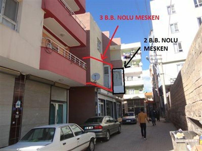 Şanlıurfa Viranşehir Bankadan Satılık 90 m2 Daire