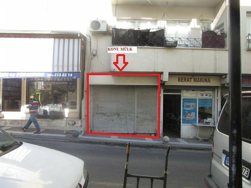 Şanlıurfa Eyyübiye'de 25m2 Dükkan