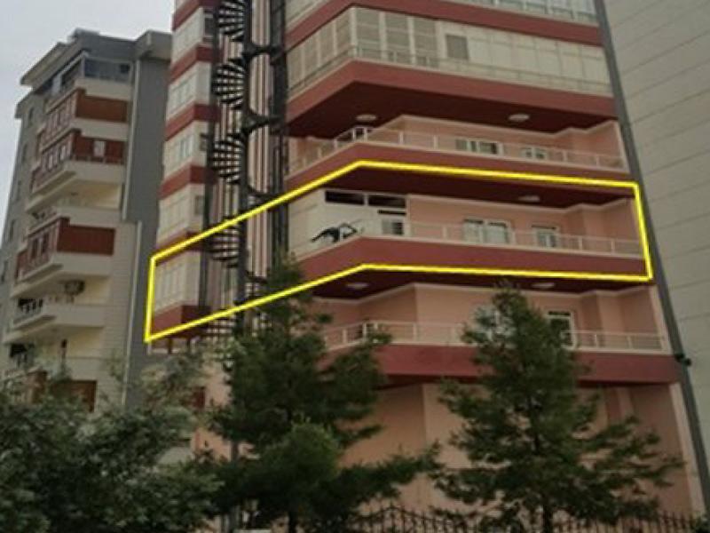 Şanlıurfa Merkez Bankadan Satılık 215 m2 Daire