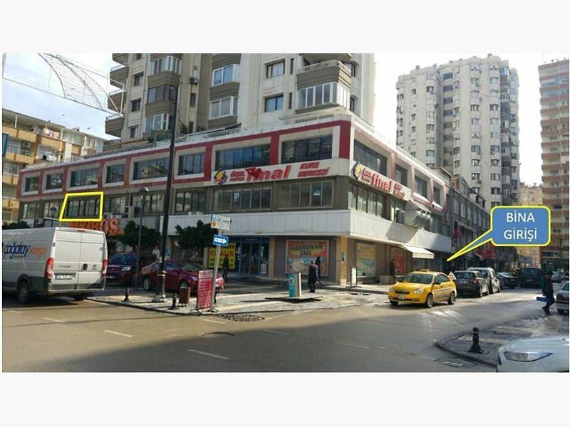 Adana Seyhan Bankadan Satılık 85 m2 Ofis