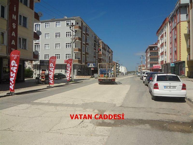 Tekirdağ Çerkezköy Bankadan Satılık 43 m2 Daire