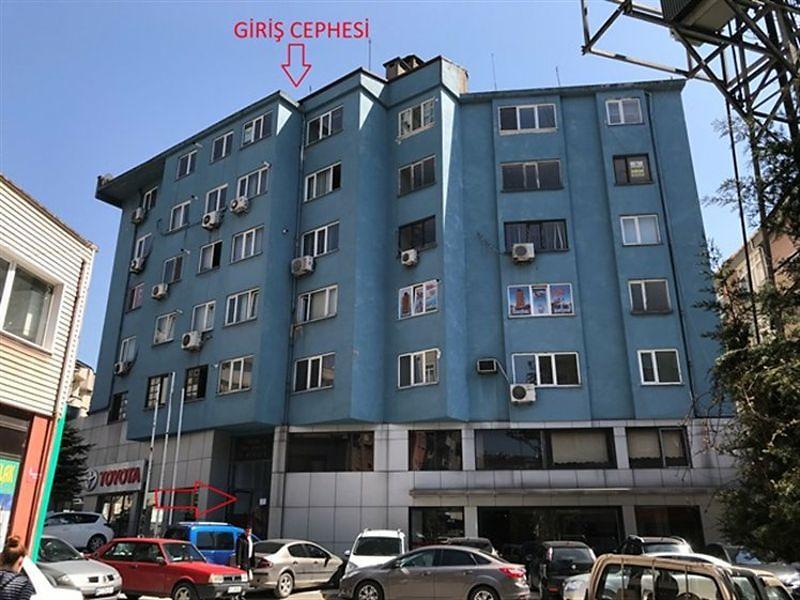 Zonguldak Ereğli'de 41m2 Ofis