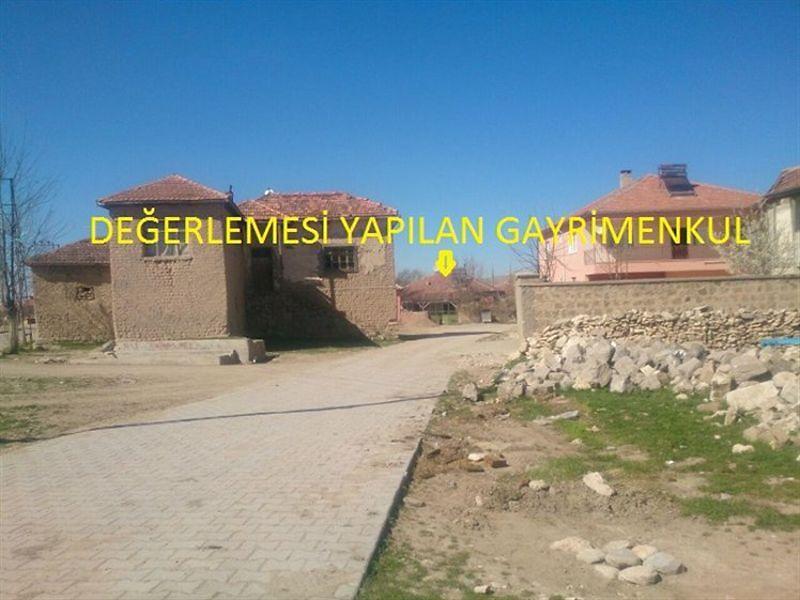 Yozgat Boğazlıyan Bankadan Satılık 243 m2 Bina