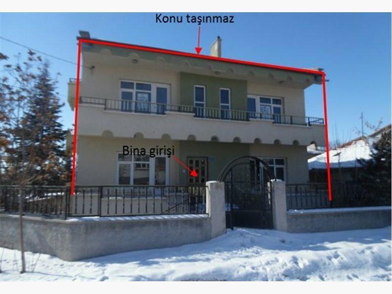 Konya Cihanbeyli'de 365 m2 Bina