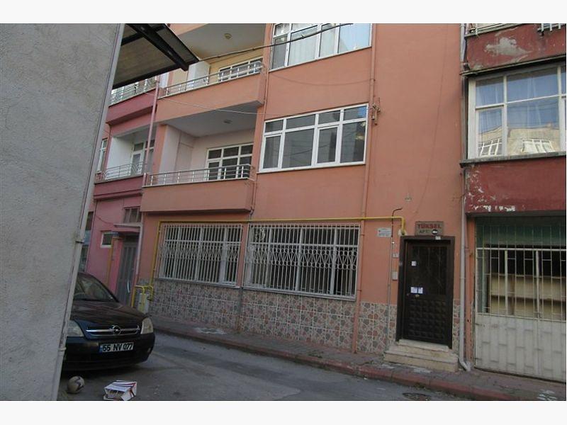 Samsun Bafra Bankadan Satılık 109 m2 Daire
