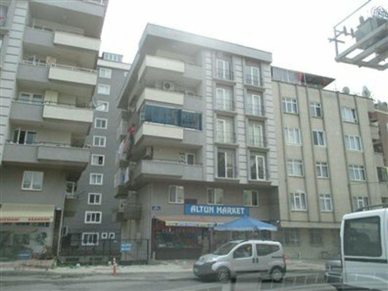 Samsun İlkadım Bankadan Satılık 68 m2 Depo
