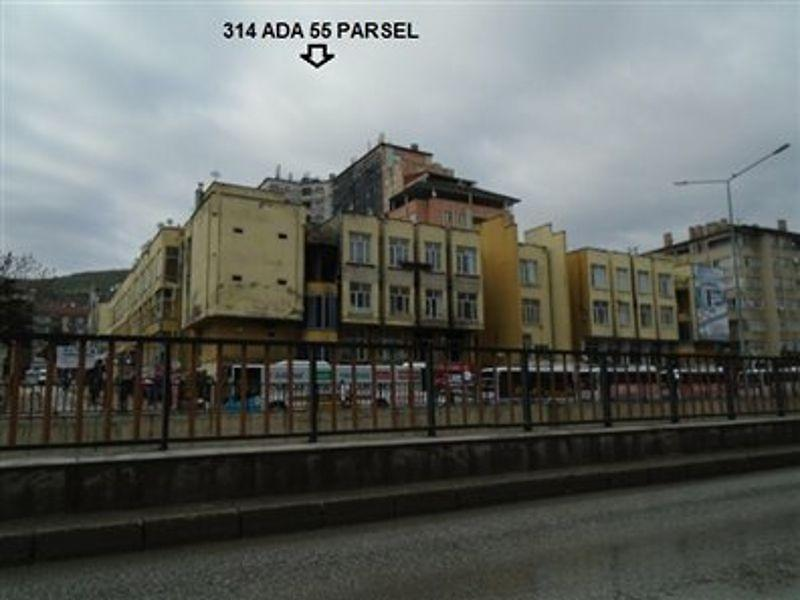 Yozgat Merkez Bankadan Satılık 23 m2 Dükkan