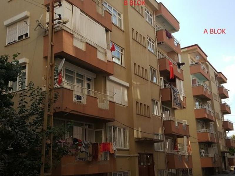 Yozgat Yerköy Ayanoğlu Mahallesi'nde 3+1 Daire 100 m2