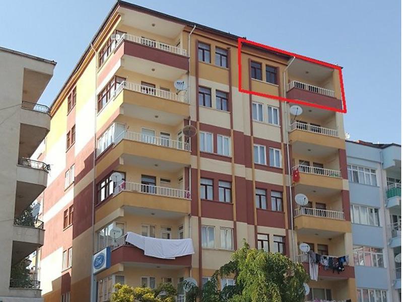 Yozgat Yerköy'de 3+1 Daire