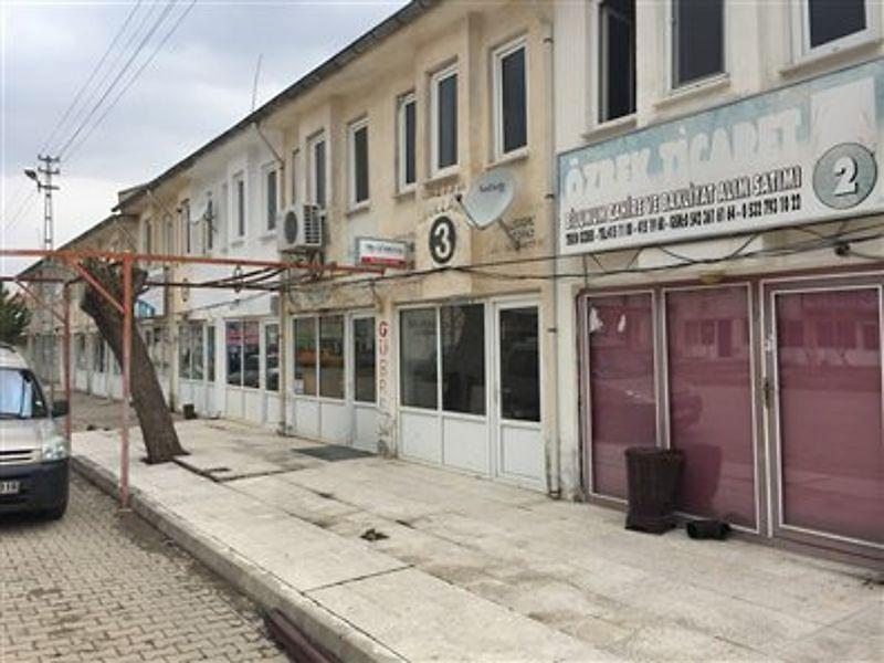 Yozgat Sorgun'da Dubleks Ofis ve Bahçesi