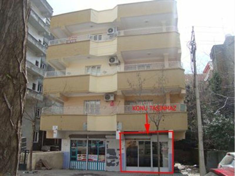 Şanlıurfa Siverek'te 90m2 Dükkan