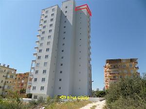 Mersin Erdemli Bankadan Satılık 48 m2 Daire