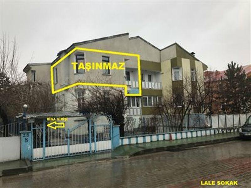 Erzurum Aziziye'de 120 m2 Daire