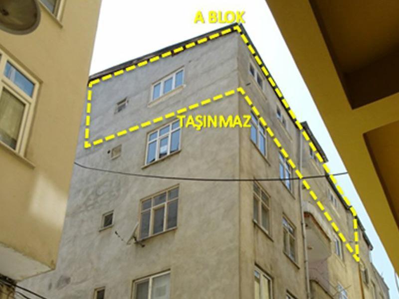 Samsun Yakakent Bankadan Satılık 98 m2 Daire
