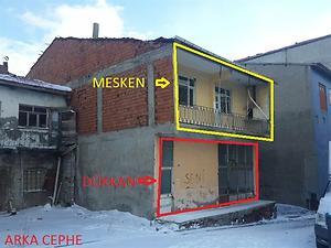 Yozgat Çekerek Bankadan Satılık 184 m2 Bina