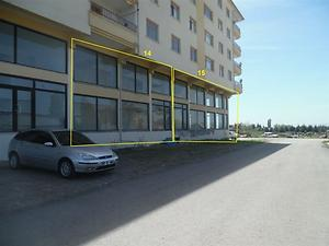 Ankara Kazan Bankadan Satılık 87 m2 Dükkan