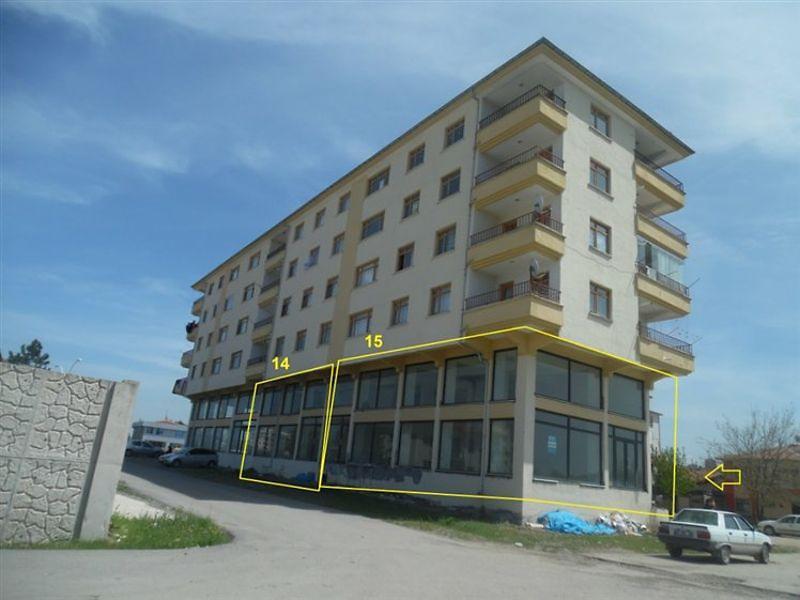 Ankara Kazan Bankadan Satılık 167 m2 Dükkan